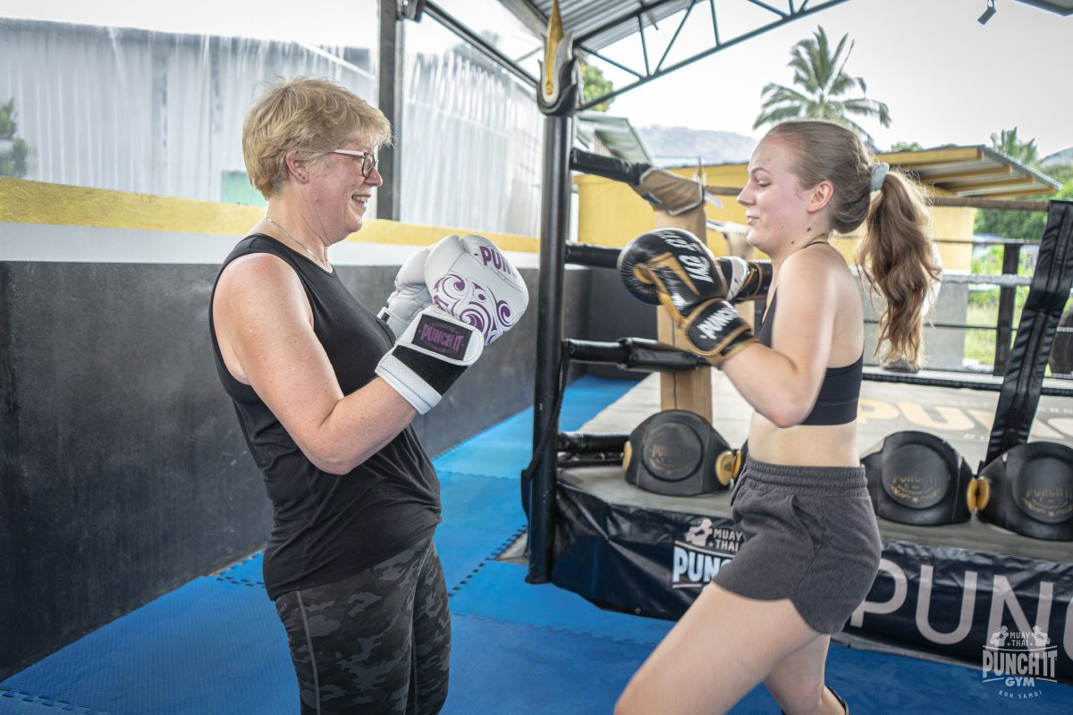 Muay Thai in Thailand for beginners